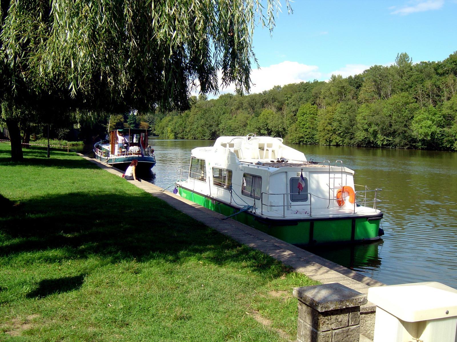 Hausboot in Frankreich mieten