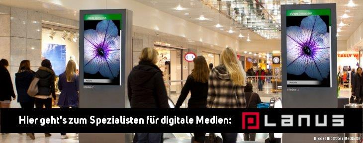 Digitale Webung